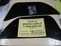 1970-72 Monte Carlo A-arm Shields