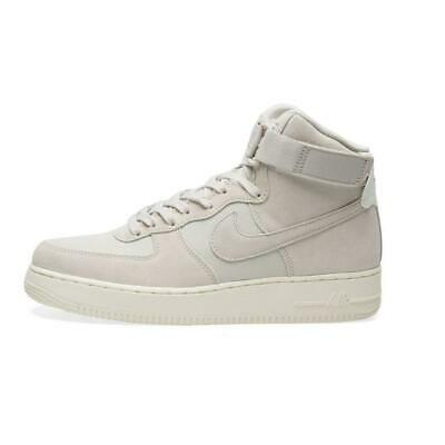 NIKE AIR FORCE 1 HIGH 07 SUEDE AF1 Size 10.5 Trainers AQ8649