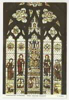 Judges Postcard, C 2590X, Winchester Cathedral, Izaac Walton Window