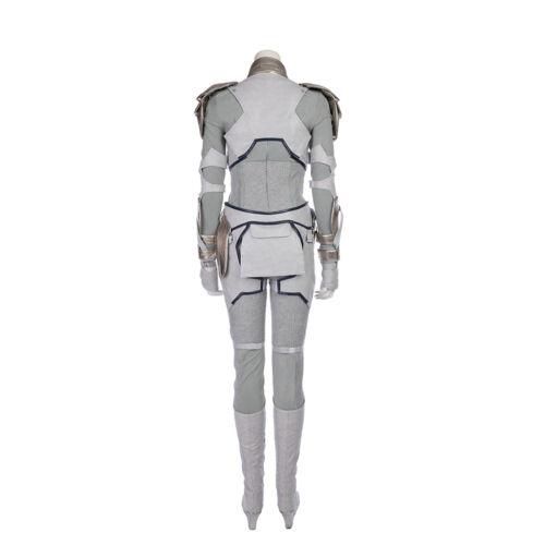 NEW ARRIVAL Ragnarok Valkyrie Cosplay Costume Superhero Outfit Halloween