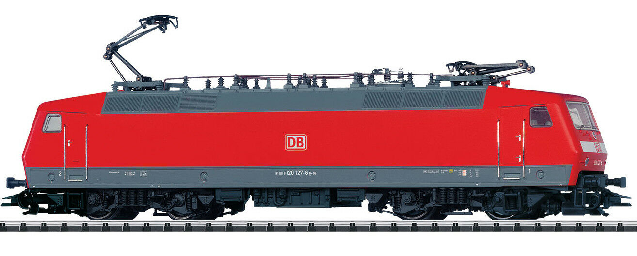 Trix h0 22687 E-Lok BR 120.1 delle DB DCC + Sound