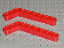 LEGO TECHNIC Red liftarm beam 3x7 ref 32271 / set 8070 7945 8416 8109 7721 8283