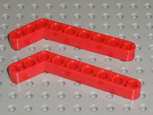 set 8070 7945 8416 8109 7721 8283 LEGO TECHNIC Red liftarm beam 3x7 ref 32271