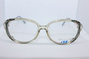 4dec2f45b80 Image is loading Christian-Dior-VINTAGE-1980s-EYEWEAR-EYEGLASSES-Glasses -2707-