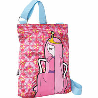 Adventure Time Princess Bubblegum Crossbody Bag / Purse