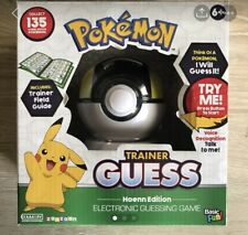 Electronic Game B07CRYP9SG Johto Edition Basic Fun Pok/émon Trainer Guess