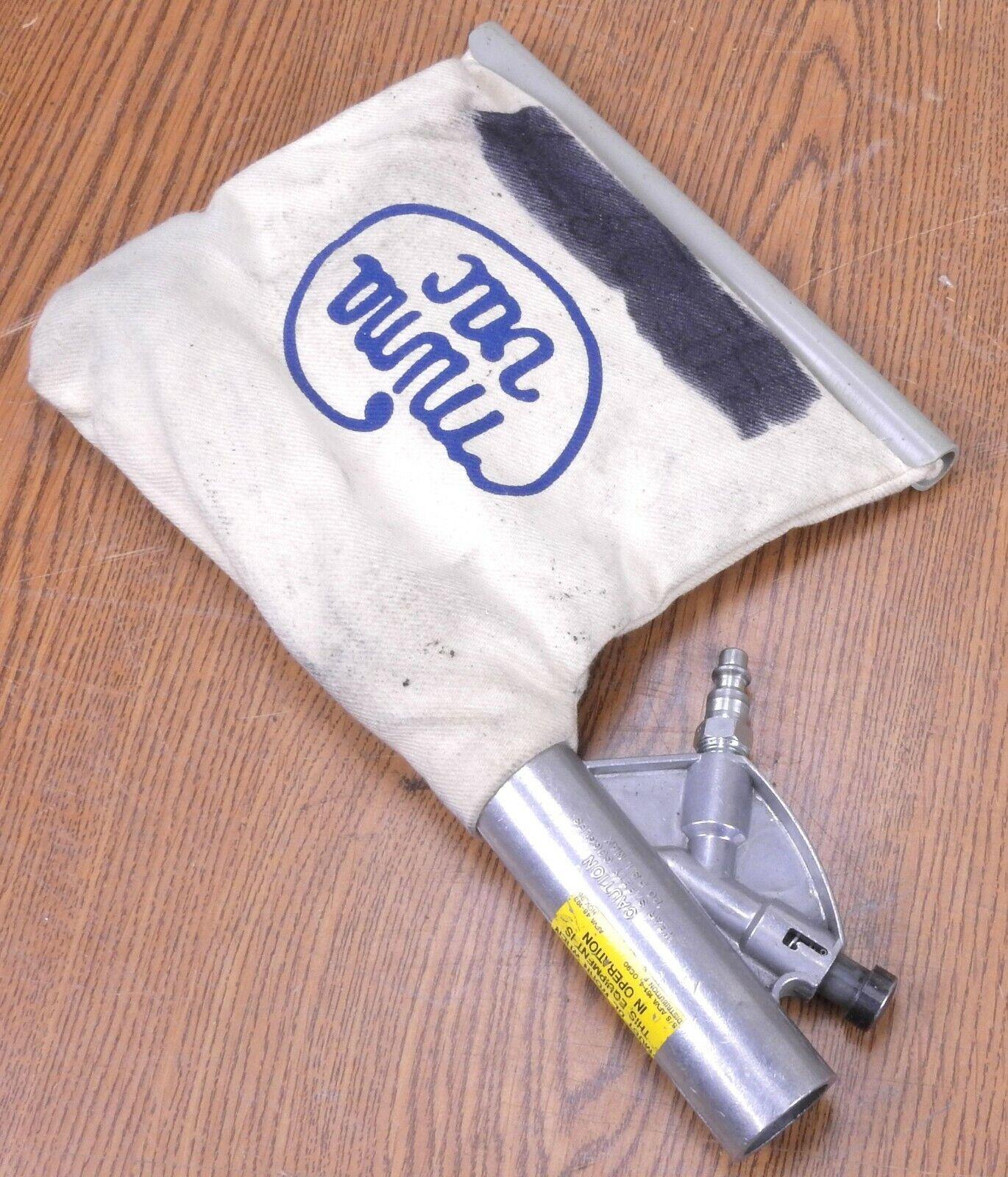 ATI Mina-Vac Hand Held Air Vacuum
