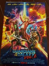 24x36 Guardians of the Galaxy Vol 2 Movie Poster Dave Bautista v7 - Drax