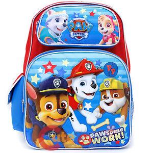 a7f594b087 Paw Patrol Large School Backpack 16