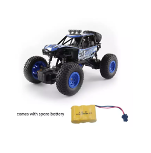 8211-Brave-Climbing-Remote-Control-Car-with-Spare-3-6V-350mAh-Rechargeable-Blue