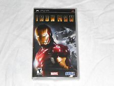 NEW Iron Man 1 Sony PSP Game FACTORY SEALED ironman Playstation Portable im