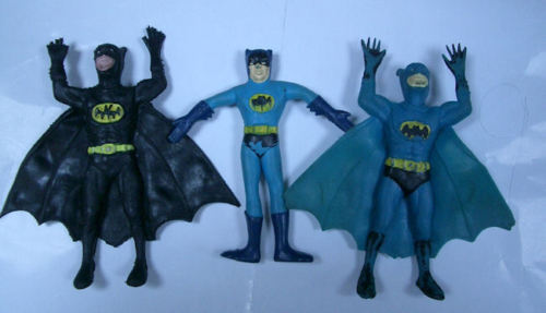 Batman - set di 3 vintage - de