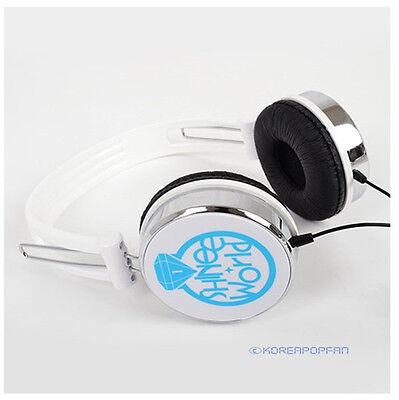 SHINee KPOP SHINE WORLD SHAWOL EARPHONES HEADPHONES NEW FREE SHIPPING