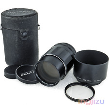 Asahi Pentax 135mm 2.5 Super Multi Coated Takumar M42 Lens (rare version)