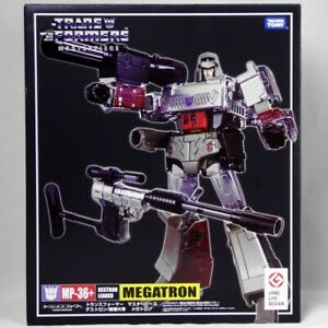 Transformers Masterpiece MP-36+ Megatron TAKARA TOMY Action Figure Figures