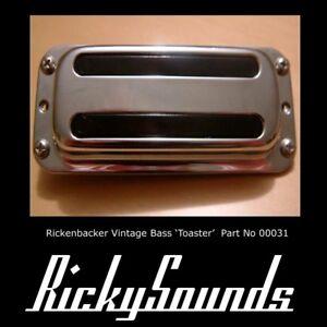 Rickenbacker-7-4-K-Grille-pain-pour-bass-Comme-Serie-C64