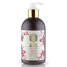 Natura Siberica Softening Cream Soap 500ml with Organic Shea Butter