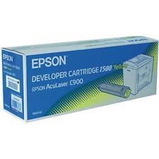 original Epson Tóner S050155 Amarillo AcuLaser C900/aculaser C1900 nuevo C