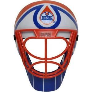 Edmonton Oilers Goalie Fan Mask (New) Calgary Alberta Preview