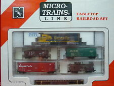 Santa Fe Kato SD-45 #5426 N Scale Micro-Trains Table Top Set NIB
