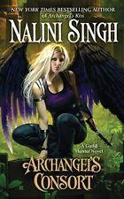 A Guild Hunter Novel: Archangel's Consort 3 by Nalini Singh (2011, Paperback)