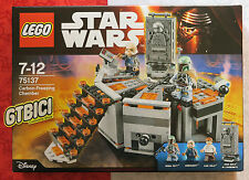 LEGO STAR WARS  CARBON-FREEZING CHAMBER   Ref 75137  NUEVO A ESTRENAR