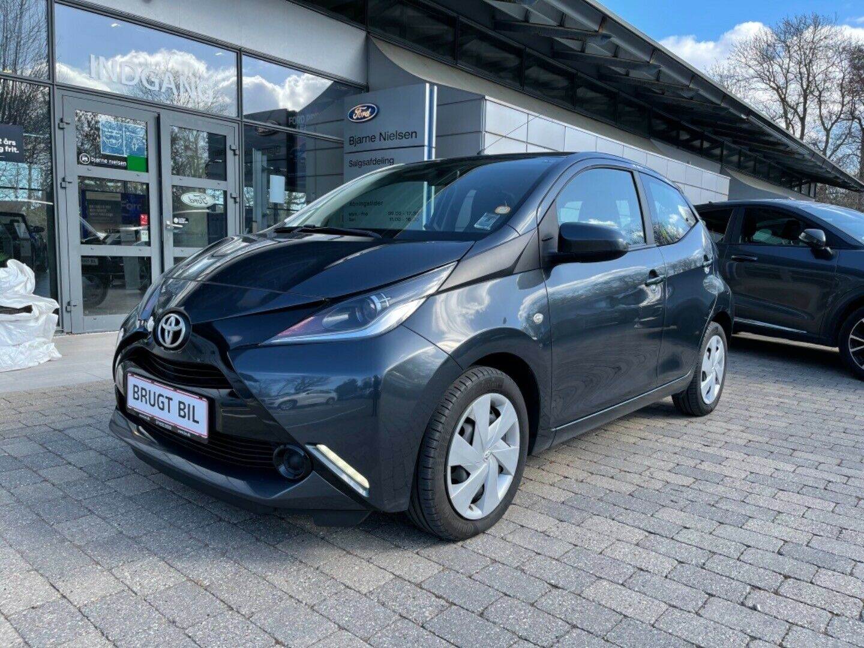 Toyota Aygo Billede 3