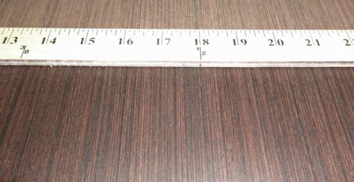 "Dark composite wood veneer 48/"" x 96/"" on paper backer Wenge African # 908"