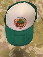Woodsy Owl Vintage Hat SnapBack One Size