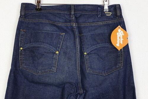 Mens DIESEL Jeans STRAIGHT Button Fly KURATT Dirt DISTRESSED W33 L32  P25