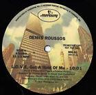 """Demis Roussos – L.O.V.E. Got A Hold Of Me / I Just Live - 12"""" INCH"""