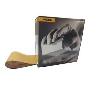 Mirka Autokut PSA 1136 - Grade 320 Sandpaper Roll (40 Yard Roll) 23-584-320