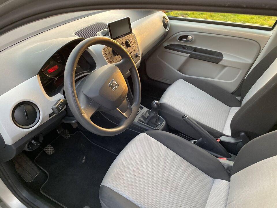 Seat Mii, 1,0 60 Style eco, Benzin