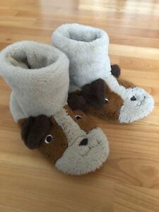 Mini Boden Hausschuhe Form Hund Größe38/39 Eine GroßE Auswahl An Modellen Kindermode, Schuhe & Access. Sonstige