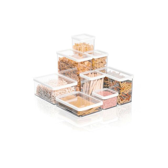Rotho 1702805503 Foodcenter Rondo 2x0,75L//1x1,3 1 Stück