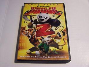 Kung Fu Panda 2 Dvd Ebay