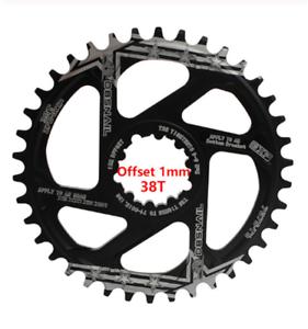 GXP 34//36//38//40T 9//10//11//12s Narrow Wide MTB Bike Chainring For SRAM  XX1 X9 XO