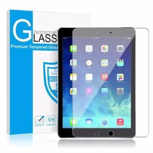 HD-Premium-TEMPERED-GLASS-Screen-Protector-for-iPad-2-3-4-5-6-Air-Mini-Pro-9-7