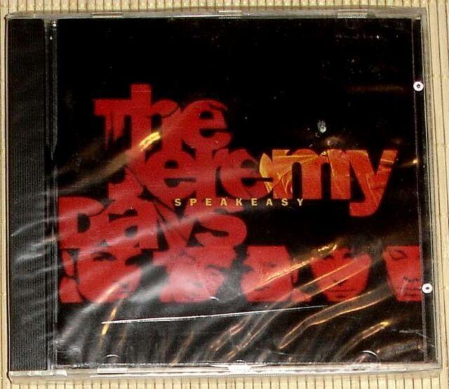 NEU, OVP - THE JEREMY DAYS - SPEAKEASY - CD Originalverpackt