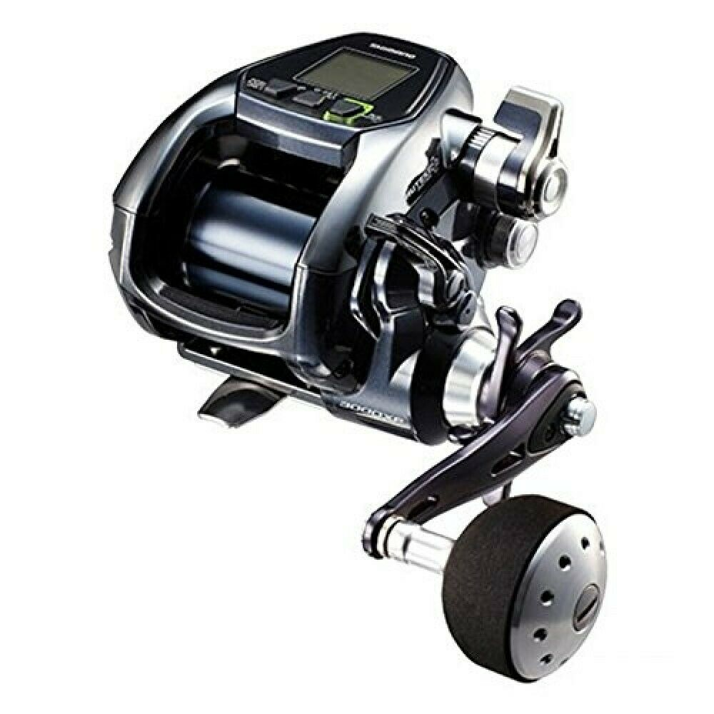 Shimano 17Force Master 3000XP BIG GAME Electric Reel New Free Shipping