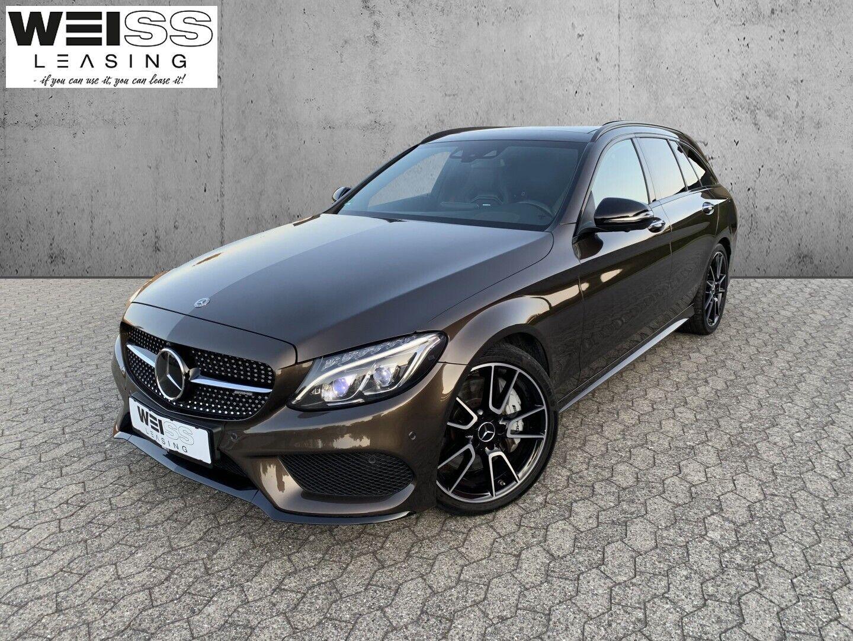 Mercedes C43 3,0 AMG stc. aut. 4Matic 5d - 2.896 kr.
