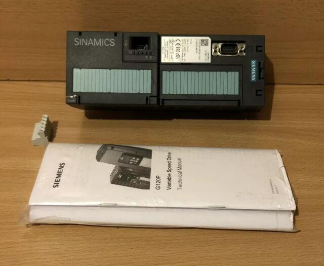 SIEMENS SINAMICS Control Cu230p-2bt 6sl3243-6bb30-1ha3