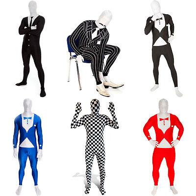 Accurato Tutti I Nuovi Msuit. M-suit Da Morphsuit. Perfetto Costume Per Gli Uomini.-mostra Il Titolo Originale