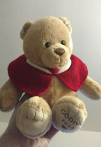GUND® TEDDY BEAR2/' TALL VALENTINES DAY GIFT JUMBO BROWN SOFT PLUSH BRAND NEW