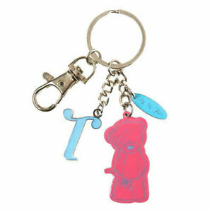 Me-To-You-Tatty-Teddy-Bear-Letter-T-Keyring-with-Charms-by-Carte-Blanche