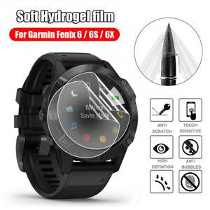 solar-Garmin-Fenix-6-6s-6x-pro-Zafiro-Protector-de-pantalla-Gel-de-agua