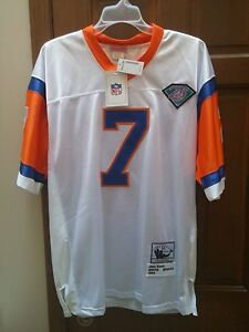 san francisco 9e937 df502 Details about John Elway 1994 75th Anniversary Denver Broncos Jersey, NWT  Mint Condition