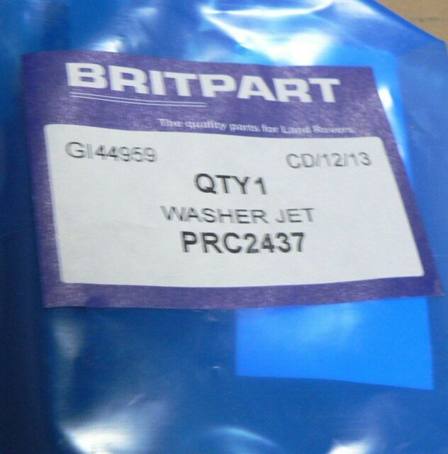 2A /& 3 Windscreen Washer Jet PRC2437 Land Rover Series 2