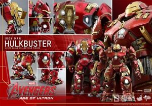 Hot Toys Iron Man Hulkbuster Marvel Avengers Aou Énorme Échelle 1/6 Sideshow Mms285