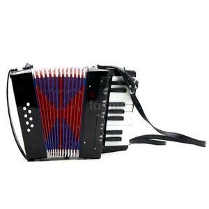 New-17-Key-8-Bass-Accordion-Educational-Musical-Toy-Gift-for-Kids-Children-US